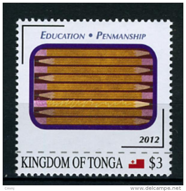2012 - TONGA  - Mi. Nr. 1793 - NH - ( **) - (K-EA-361369.1) - Tonga (1970-...)