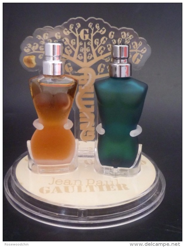 LIMITED Edition  !   2006 Jean Paul Gaultier Valentine's Miniature Set (Apple Tree) - Moderne Miniaturen (ab 1961)