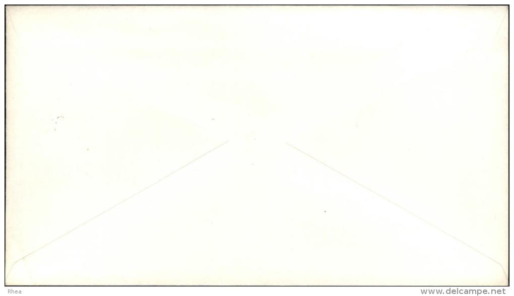 GUERRE 39-45 - GENERAL DE GAULLE - Enveloppe 1er Jour - First Day Cover - France