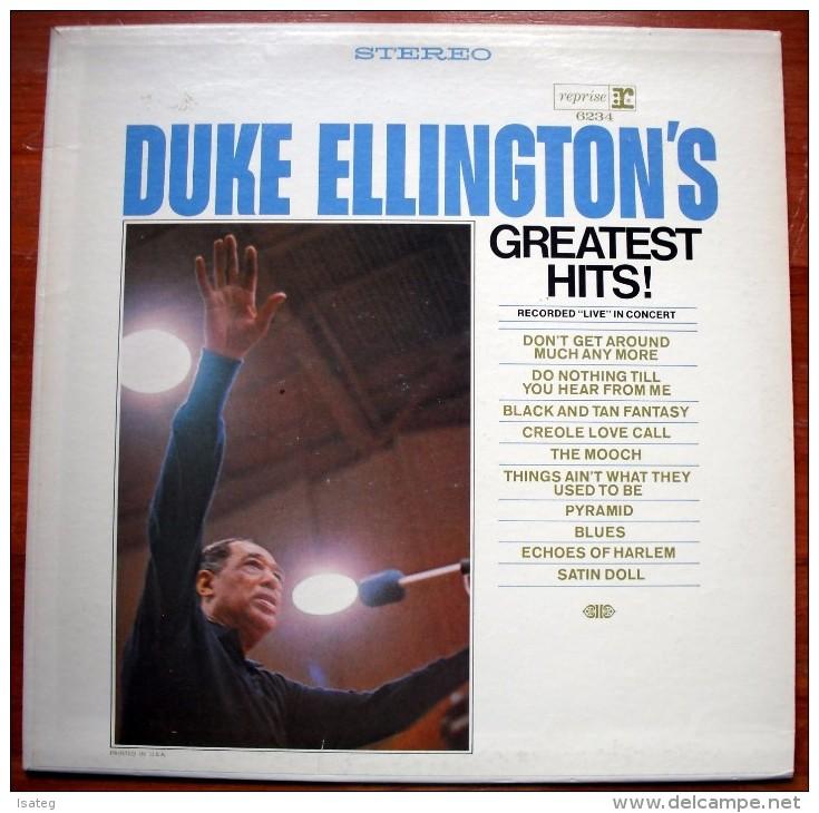 Duke Ellington's Greatest Hits - Vinyl Records
