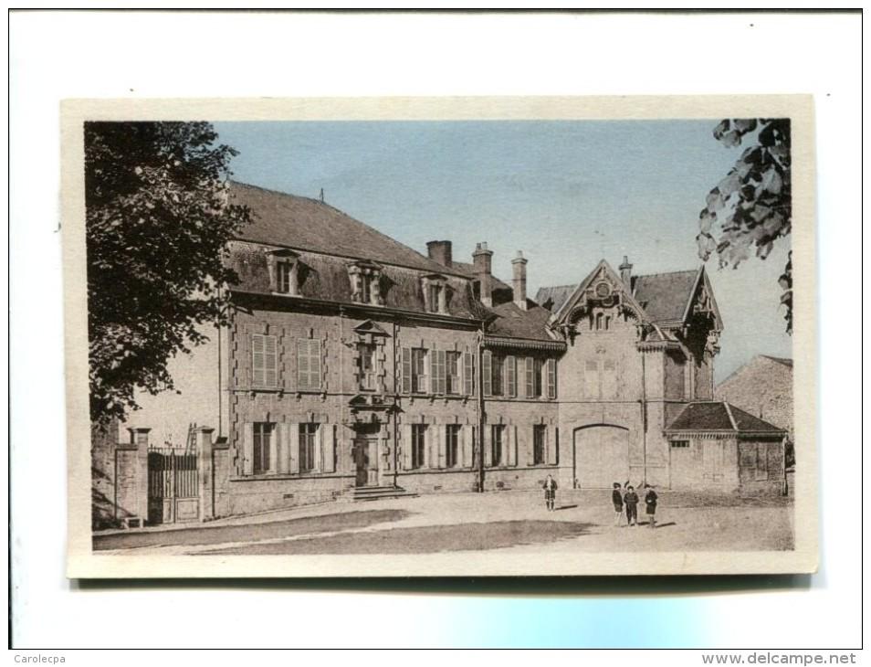 CP - BAZEILLES (08) ECOLE MENAGERE - France
