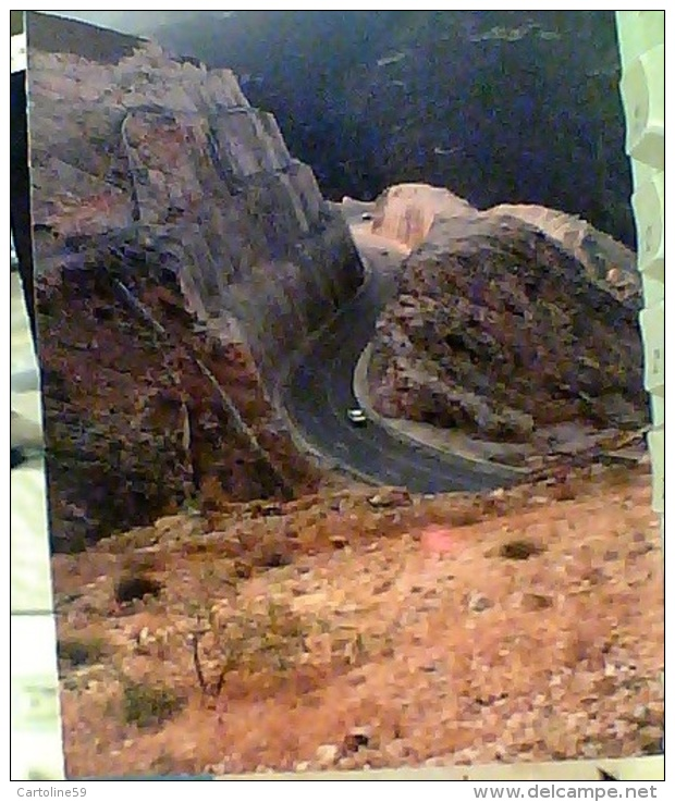 OMAN ROAD  TO TEMEN DHOFAR    N1990 FN3520 - Oman
