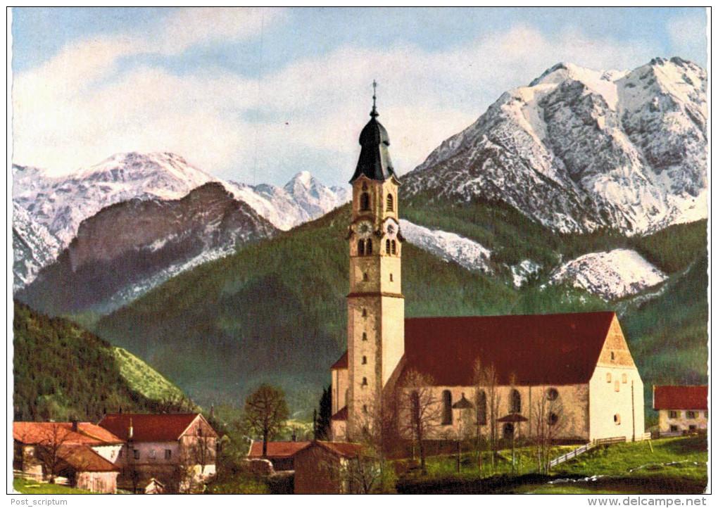 Allemagne - Pfronten Kirche - Pfronten