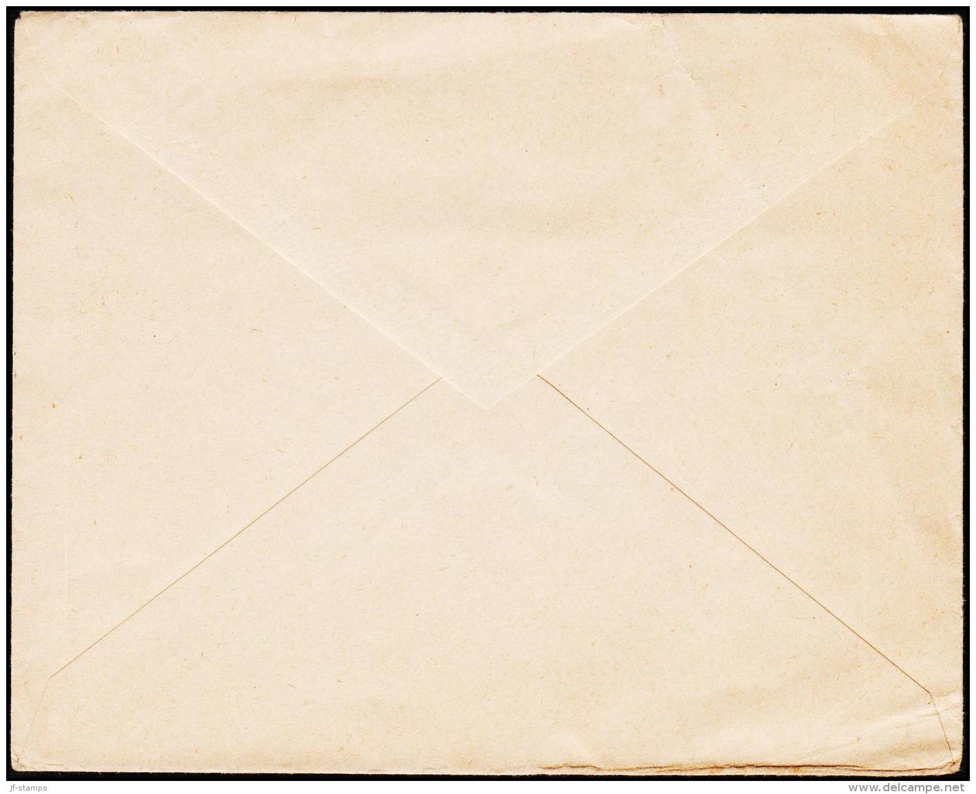 1901. 5 øre NAKSKOV 30.1.01. Reklame WIBOLTTS DANISH BALL HEAD CABBAGE. To USA.  (Michel: ) - JF194842 - Briefe U. Dokumente