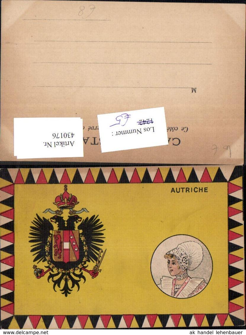 430176,Politik Wappen Österreich Tracht Adler Geschichte - Geschichte