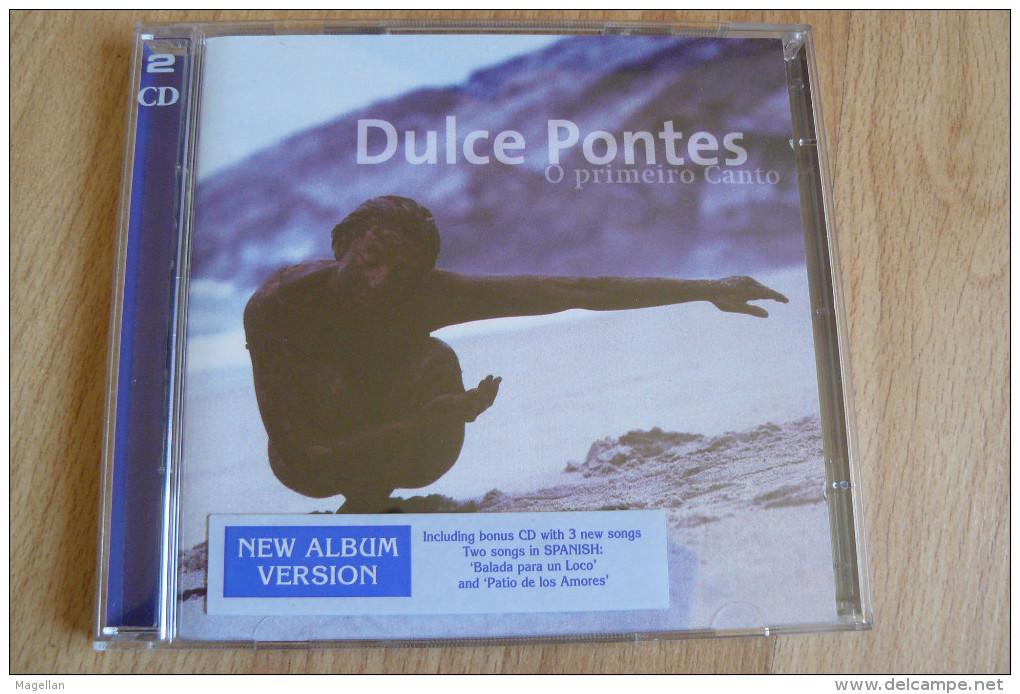 Dulce Pontes - O Primeiro Canto - 2 CD - Pop, Folk, World - Country & Folk