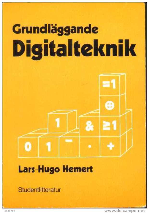 Grundläggande Digitalteknik - Arbetsbok - Scandinavian Languages