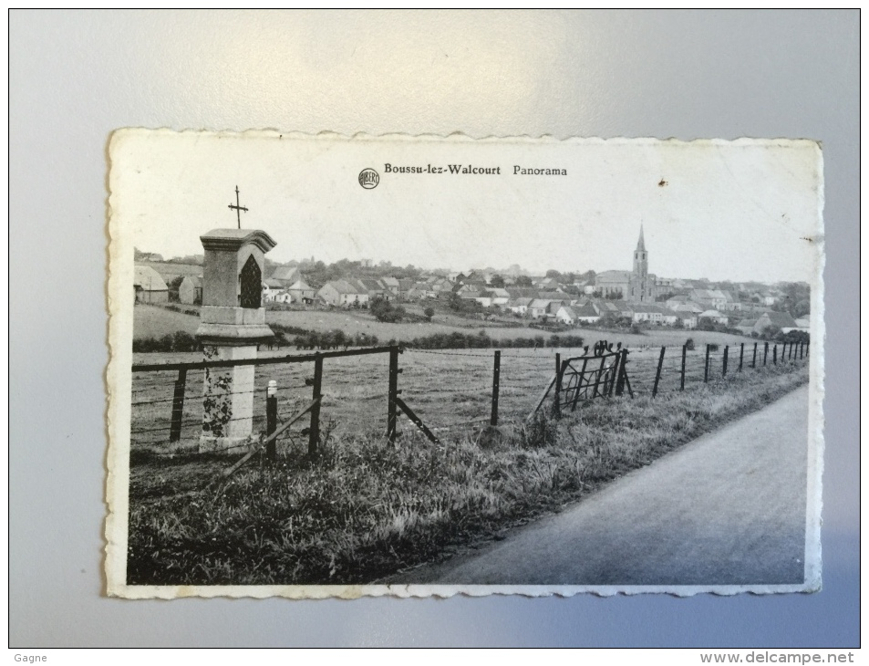 16P - Boussu Lez Walcourt - Froidchapelle