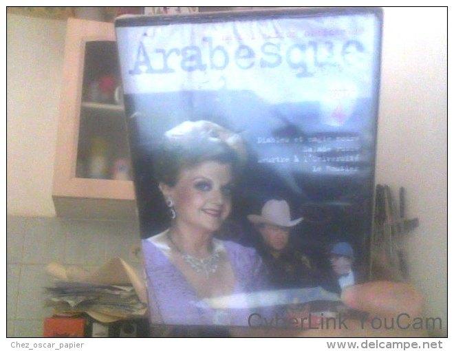D-V-D De Arabesque Saison 5  D-v-d- 4 - DVDs