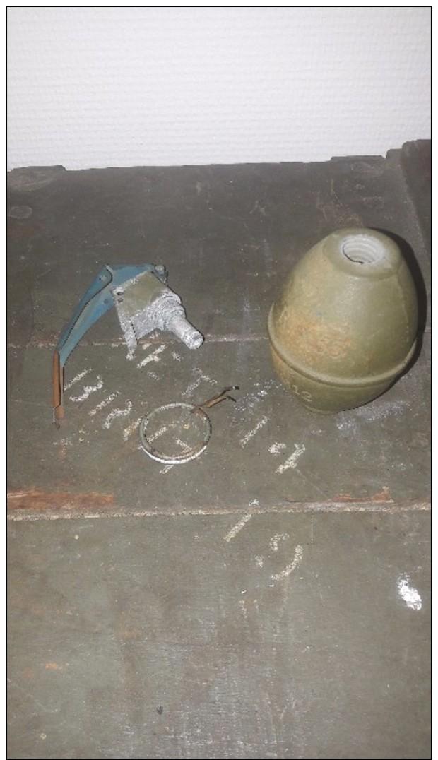Grenade Us (2) - Armes Neutralisées