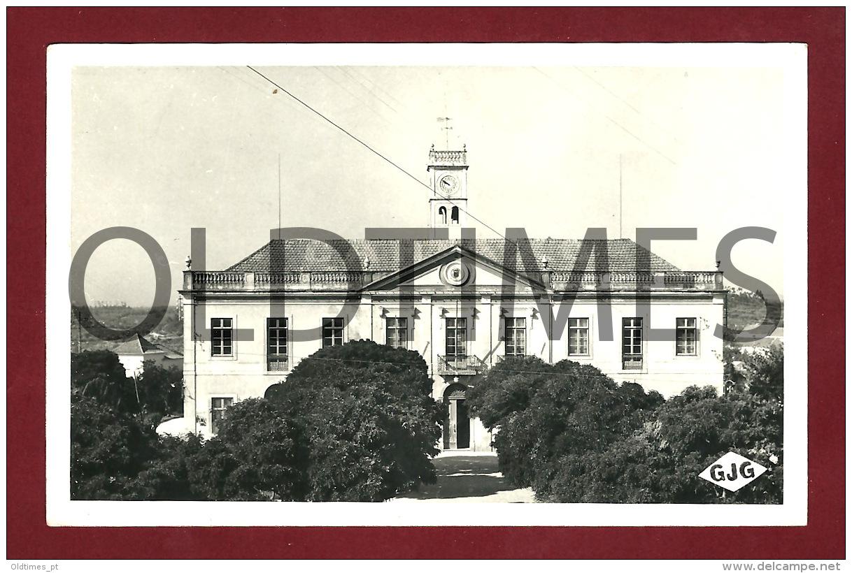 CARTAXO - CAMARA MUNICIPAL - 1950 REAL PHOTO PC - Santarem
