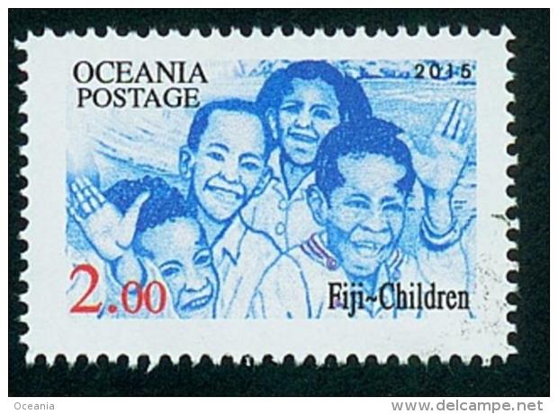 Oceania Nations Fiji Children Flaw - New Zealand
