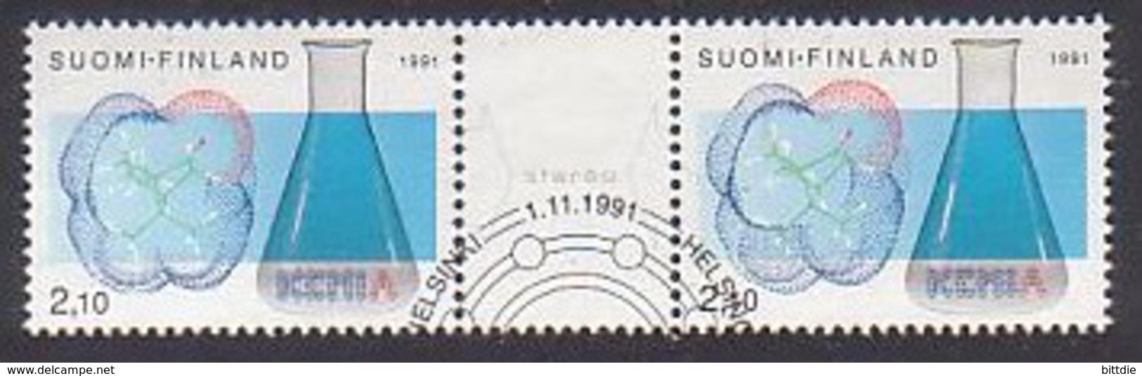 Finnland  1157/58 ZD , O   (J 1152) - Gebraucht
