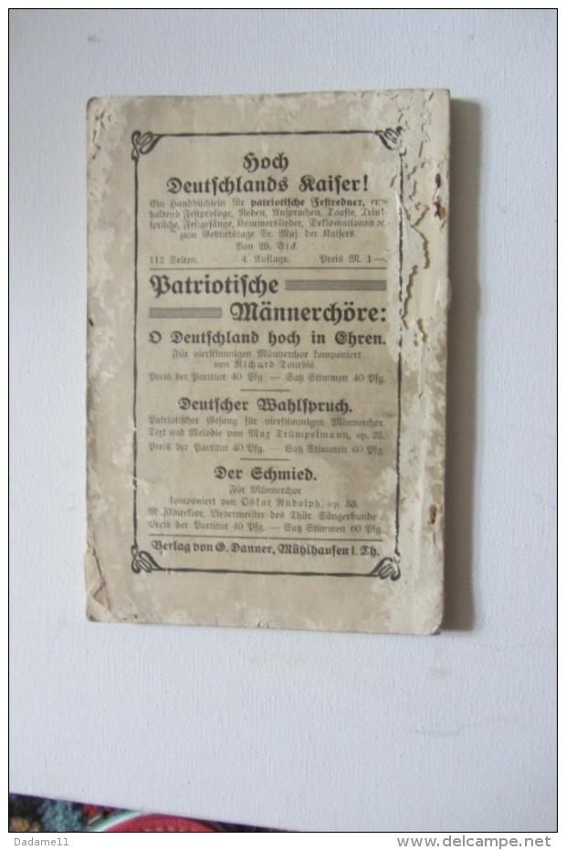 """1888 - 1913      """"25 Jähringen Régierungjübilum Kaiser  Wilhelm II """"        112pages - Bücher, Zeitschriften, Comics"""