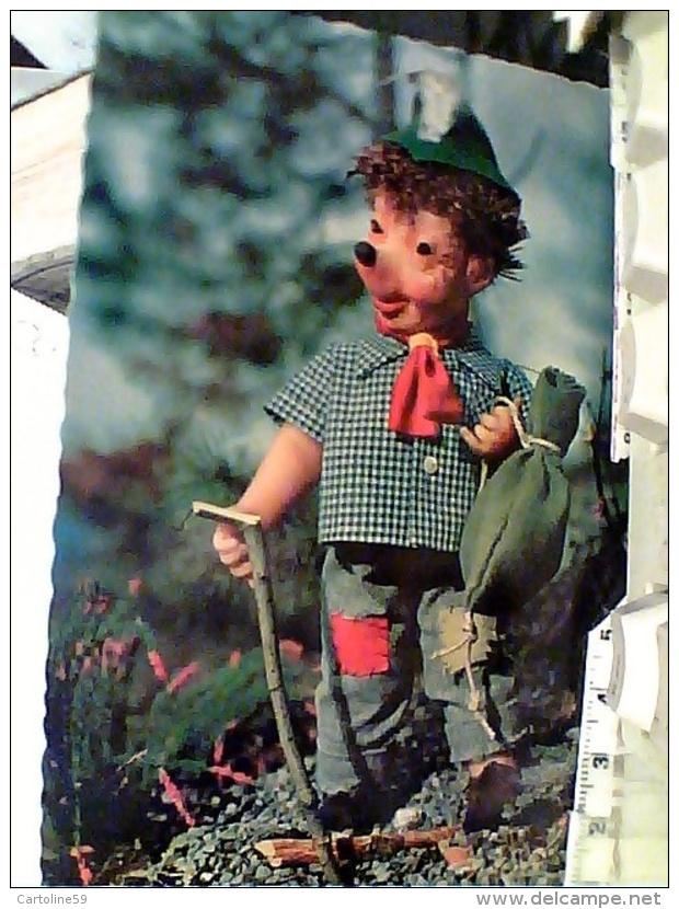 MEKI  ALPINO TIROLESE  VB1960 FN3801 - Mecki