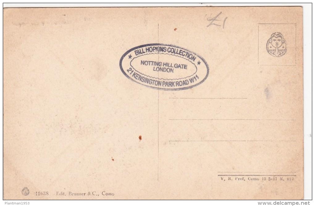Old Post Card Of Genoa, Liguria, Italy.,J35. - Genova (Genoa)
