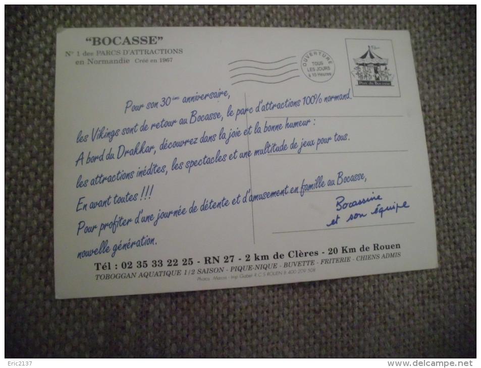 PARC D'ATTRACTION BOCASSE - France