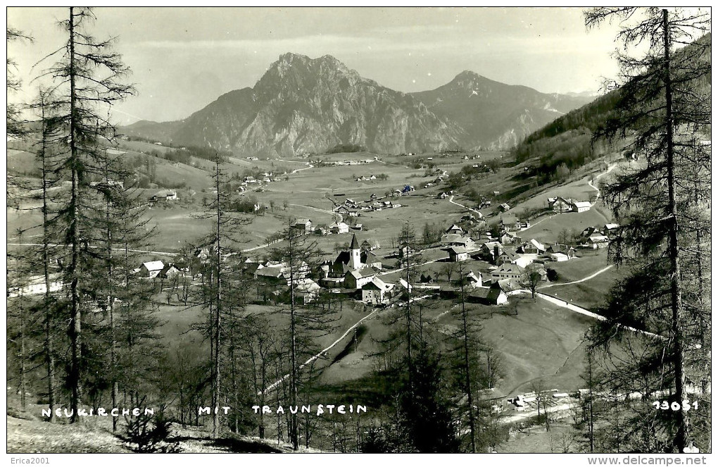 Neunkirchen.Neukirchen Mit Traunstein. - Neunkirchen