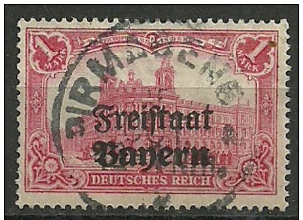 Bayern, Nr. 148 B, Gestempelt - Bavière