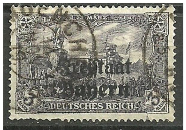 Bayern, Nr. 150 B, Gestempelt - Bavière