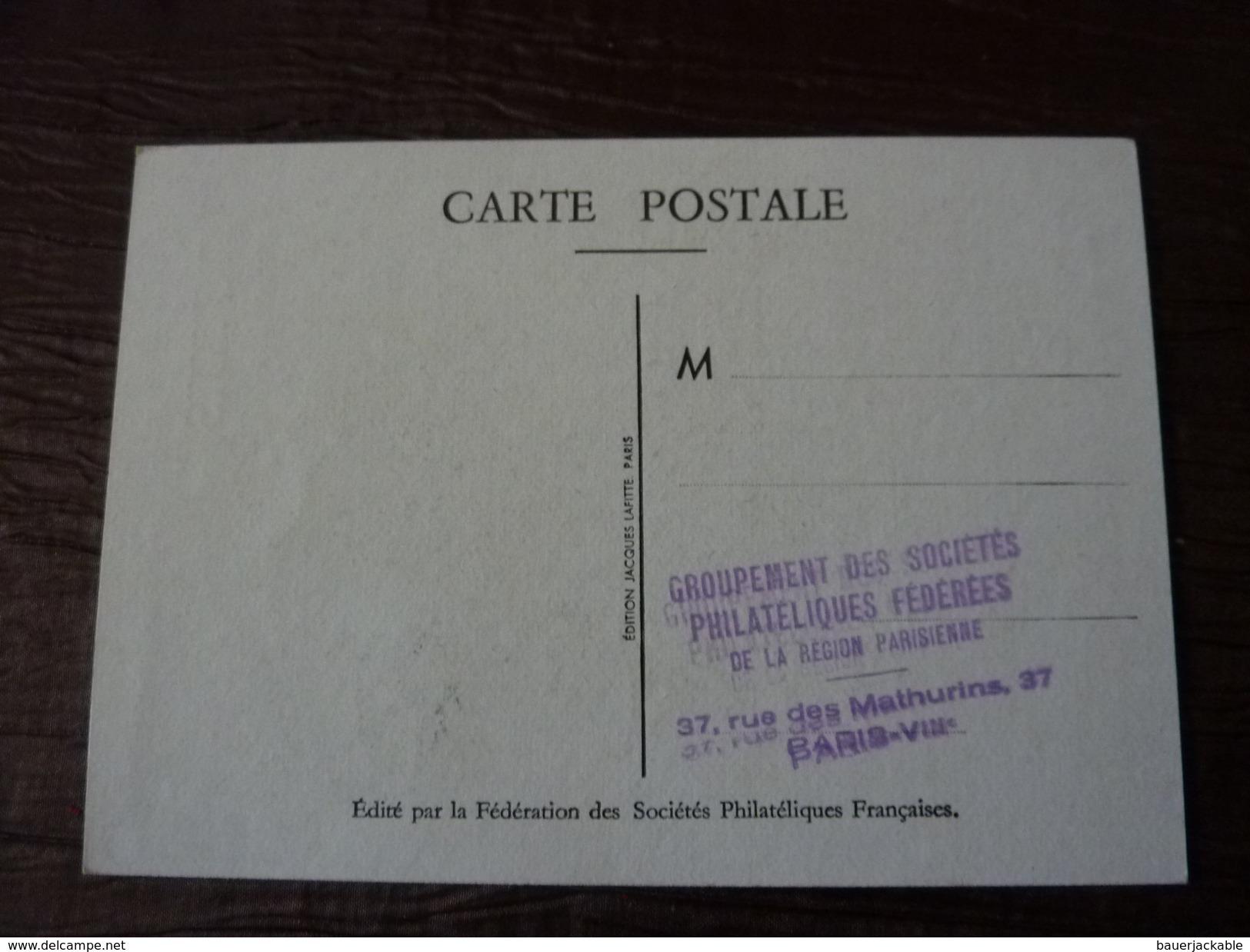 DOCUMENT OFFICIEL DE LA POSTE COTE 30 , SCANS COMPLETS - France