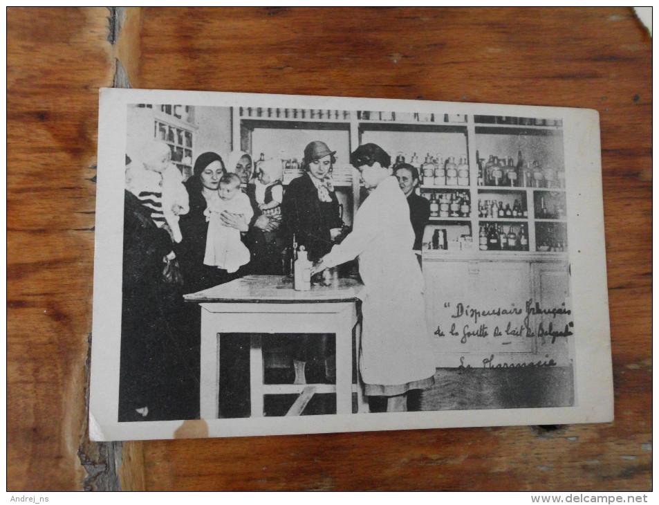 Beograd Apoteka  Belgrado Le Pharmacie RRR - Serbia