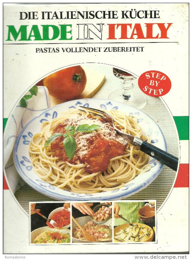 Italienische Kuche - Boeken, Tijdschriften, Stripverhalen