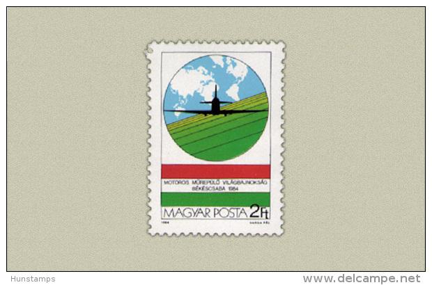 Hungary 1984. Aviation Stamp MNH (**) Michel: 3691 / 0.50 EUR - Ungarn