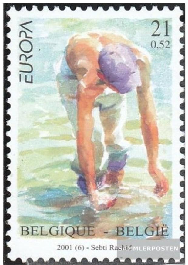 Belgien 3039 (completa Edizione) MNH 2001 Acqua - Nuevos