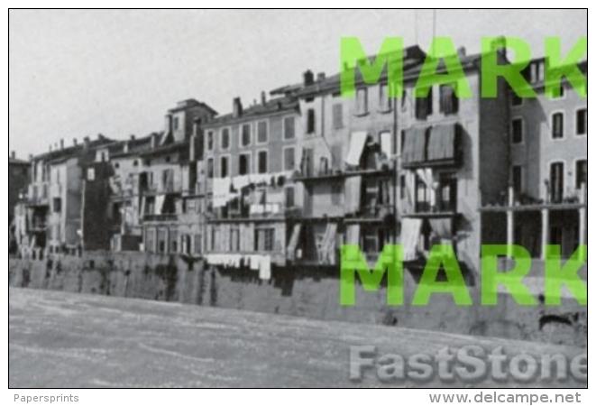 EMILIA ROMAGNA - COPIA FOTOGRAFICA NUOVA Da Cartolina Antica CASE SUL TORRENTE PARMA - PERFETTA CF - Parma