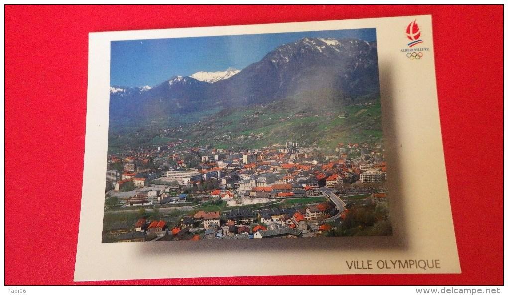 73 .- ALBERTVILLE Ville Olympique 92 - Albertville