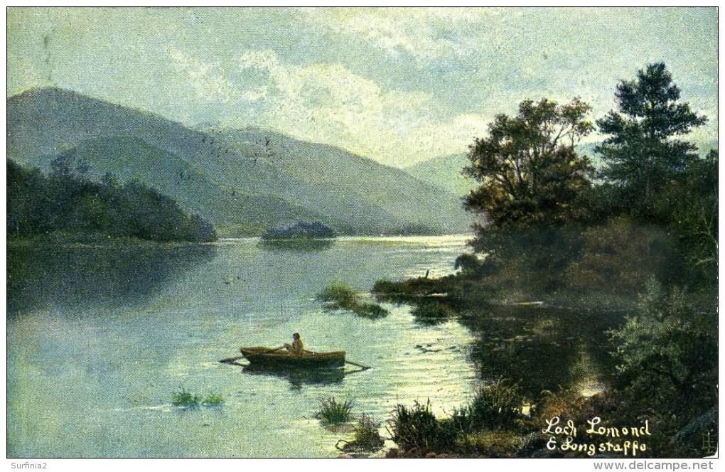 LOCH LOMOND By E LONGSTAFFE - Inverness-shire