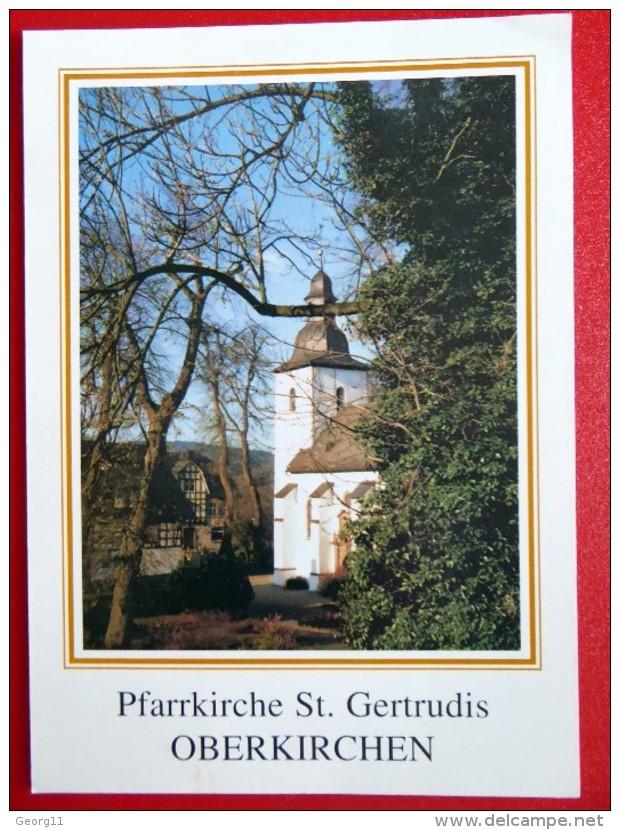 St.- Gertrudis-Kirche - Oberkirchen - Schmallenberg - Hochsauerland - Kirche - Schmallenberg