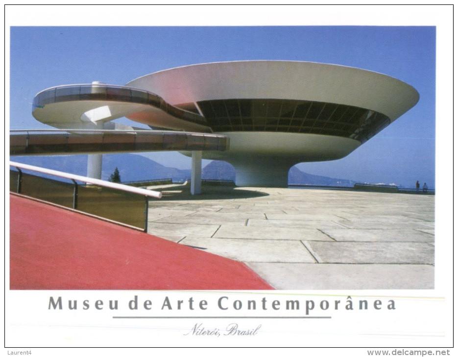 (111) Brazil Modern Art Museum - Museum