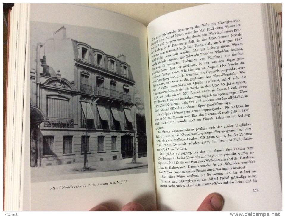Alfred Nobel : Eine Biographie , Erik Bergengren , Sonderausgabe !!! - Biographien & Memoiren