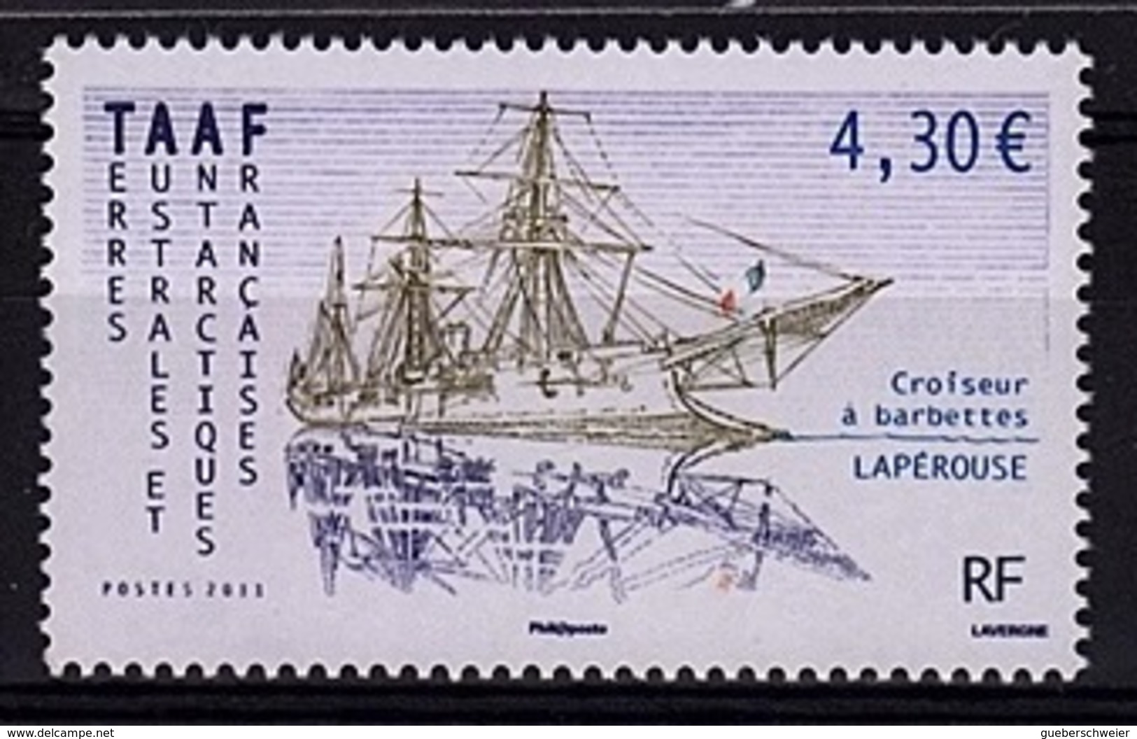TAAF 53 - Terres Australes Et Antartiques Françaises N° 580 Neuf** - Neufs