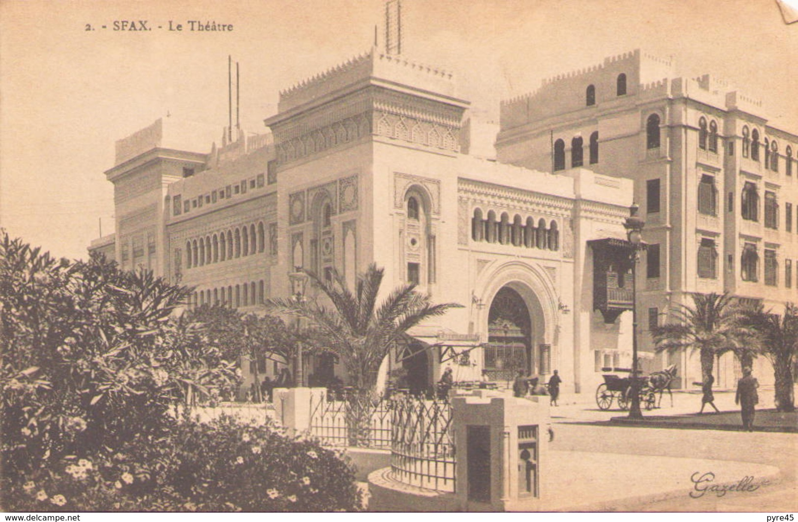 SFAX LE THEATRE - Túnez