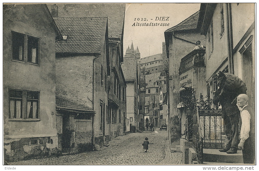 1022 Diez Altestadtsrasse - Diez