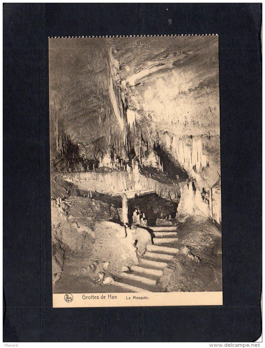 63047   Belgio,  Grotte De Han,  La  Mosquee,  NV - Rochefort
