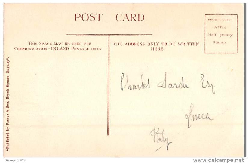 "06139 ""ARMITAGE - RUGELEY - STAFFORDSHIRE - ENGLAND - OLD COTTAGE"" CART. ORIG. NON SPEDITA - Inghilterra"