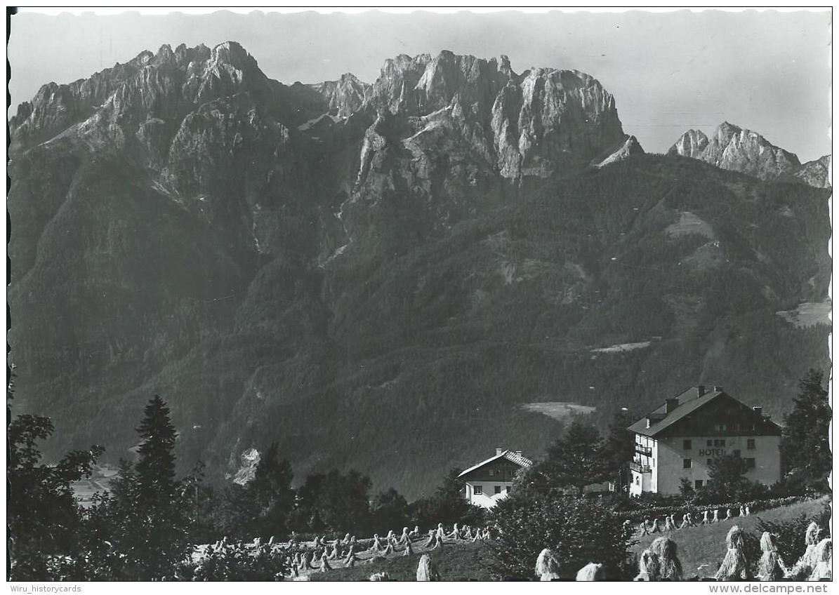 AK 0476  Iselsberg - Hotel Iselsbergerhof Mit Dolomiten / Verlag Schilcher Um 1960 - Lienz