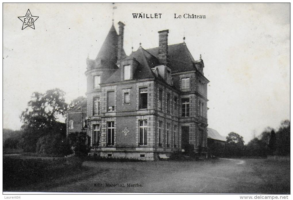 chateau de waillet a vendre