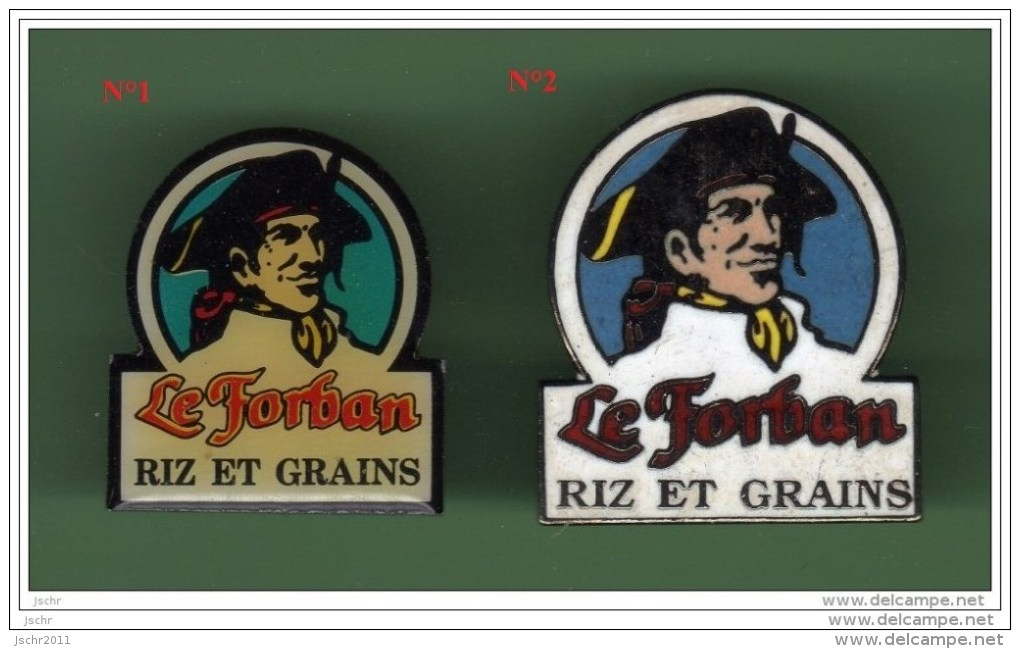 LE FORBAN *** RIZ ET GRAINS *** Pin's N°1 En Vente - Uniquement *** 0027 - Alimentation