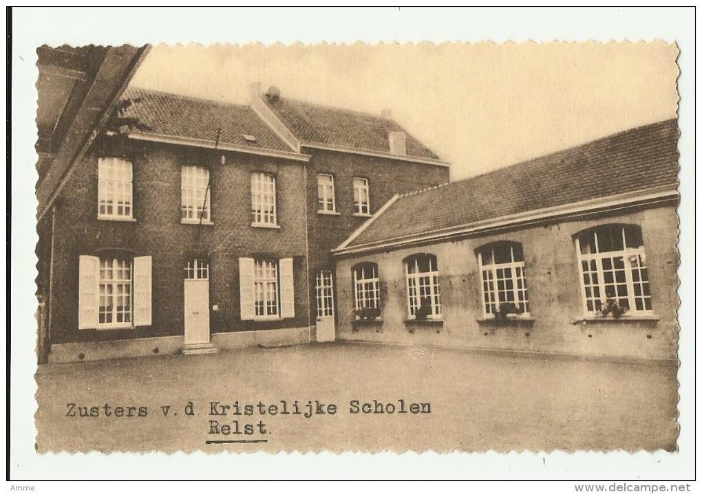 Kampenhout   *  Meisjesschool (80, Aarschotsebaan, Relst) - Kampenhout