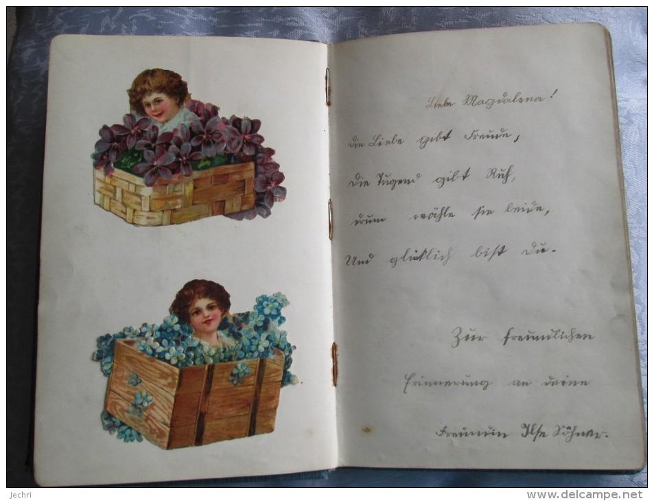 2 RECUEILS DE POESIES ANNEE 1914 - Poésie