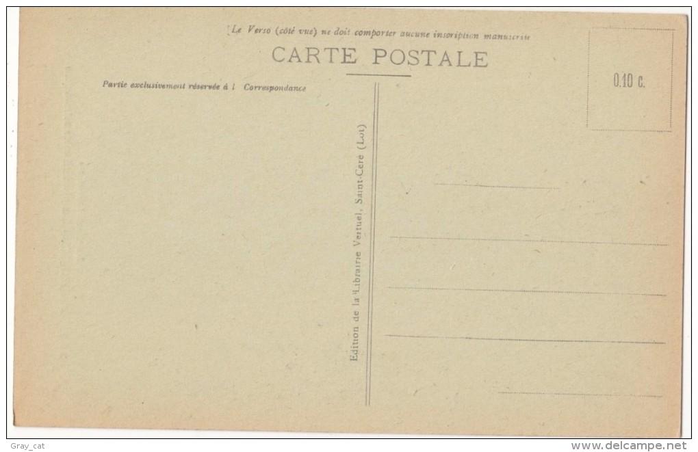France, PADIRAC, La Grande Pendeloque, Unused Postcard [18523] - Padirac