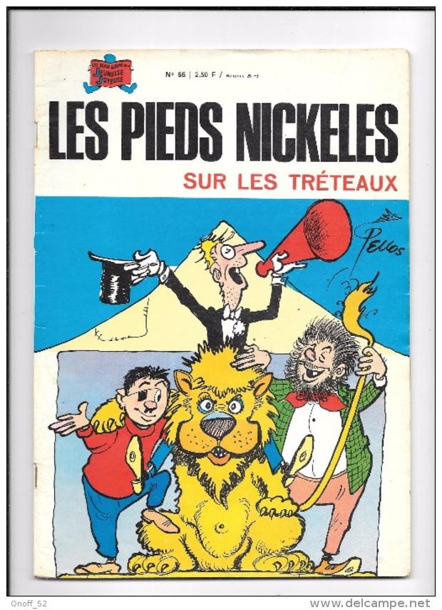 LES PIEDS NICKELES SUR LES TRETEAUX 1974 - Pieds Nickelés, Les