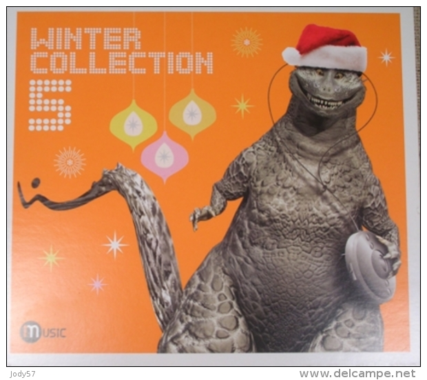 CD - WINTER COLLECTION 5 - MUSIC - IMC 012 - Compilations