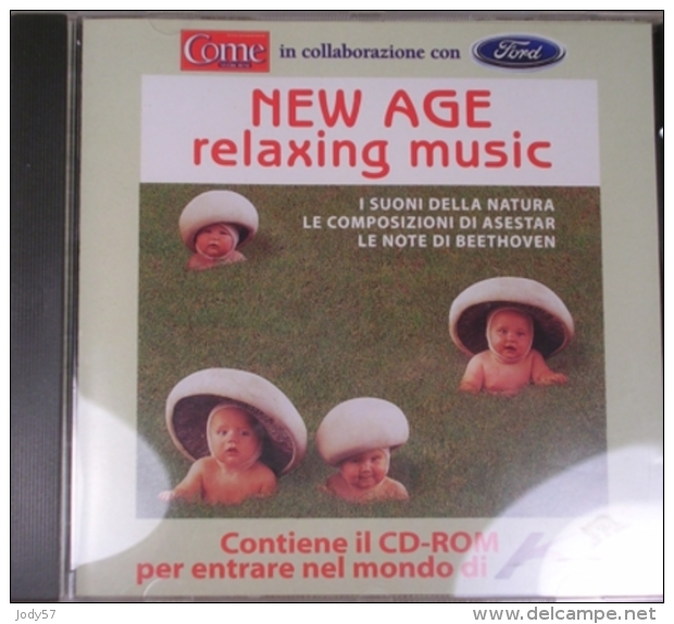 CD - NEW AGE - RELAXING MUSIC - COME - 9701 CE - 1995 - New Age