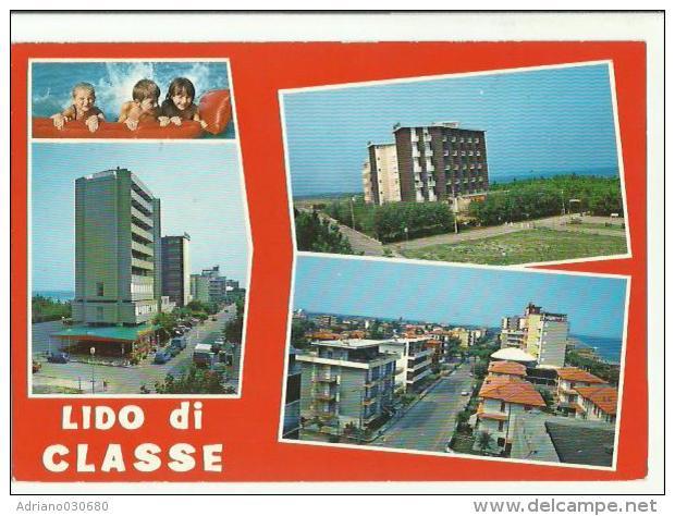 131740 CARTOLINA DI LIDO DI CLASSE - Rimini